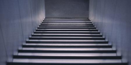 Bild på trappa