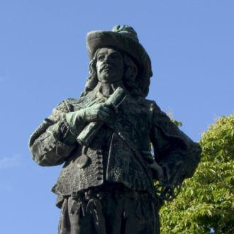 Per Brahe-staty