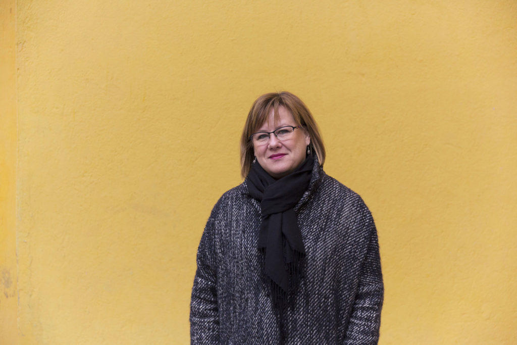 Elina Pirjatanniemi. Foto: Johanna Bruun.