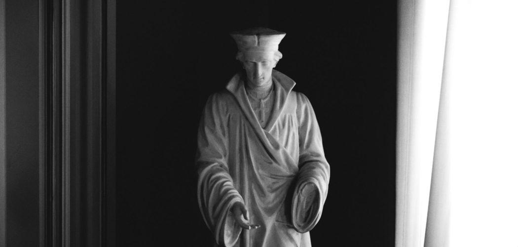 Staty i Teologicum.