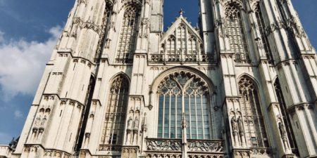 Katedralen i Antwerpen.