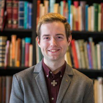 Alexander Rönnblad, studerande i kyrkohistoria
