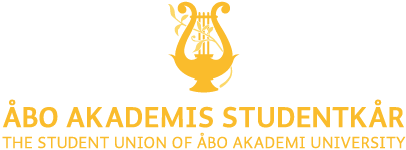 The student union of ÅAU logo