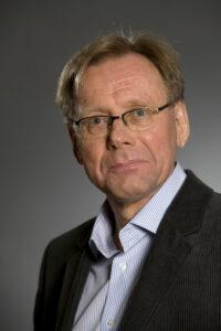 Rektor Mikko Hupa