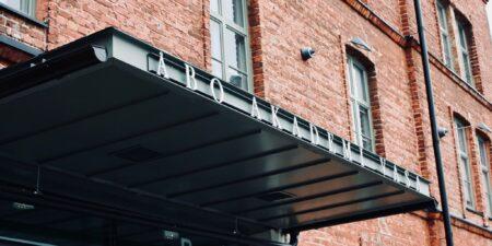 Åbo Akademi byggnad i Vasa.