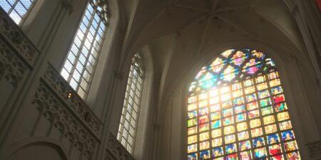Bild från en katedral.