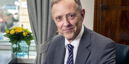 Styrelseordförande Thomas Wilhelmsson