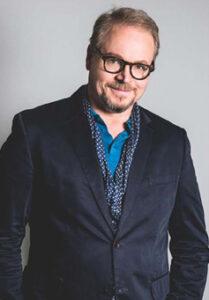 Bild på Fredrik Lindström