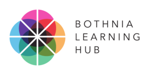 Logo för Bothnia Learning Hub
