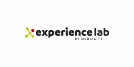 Logo för Experience Lab