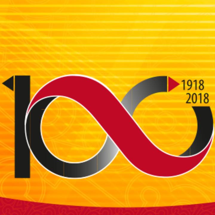 Åbo Akademi 100-vinjett