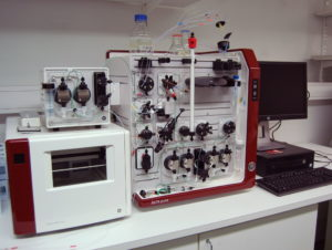 ÄKTA Pure - an automated liquid chromatography system for protein purification