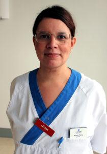 Gynekolog Mariella Öberg