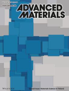 Pärmen på tidskriften Adcanced Materials