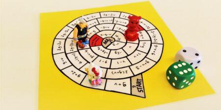 Bild för fortbildningen Spiralspelet