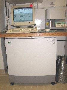 Fiberlab fiberanalysator