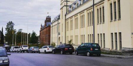 Gata i Jakobstad