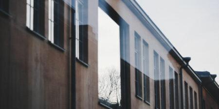 Arkens fasad Åbo Akademi