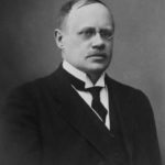 Åbo Akademis första rektor Edvard Westermarck