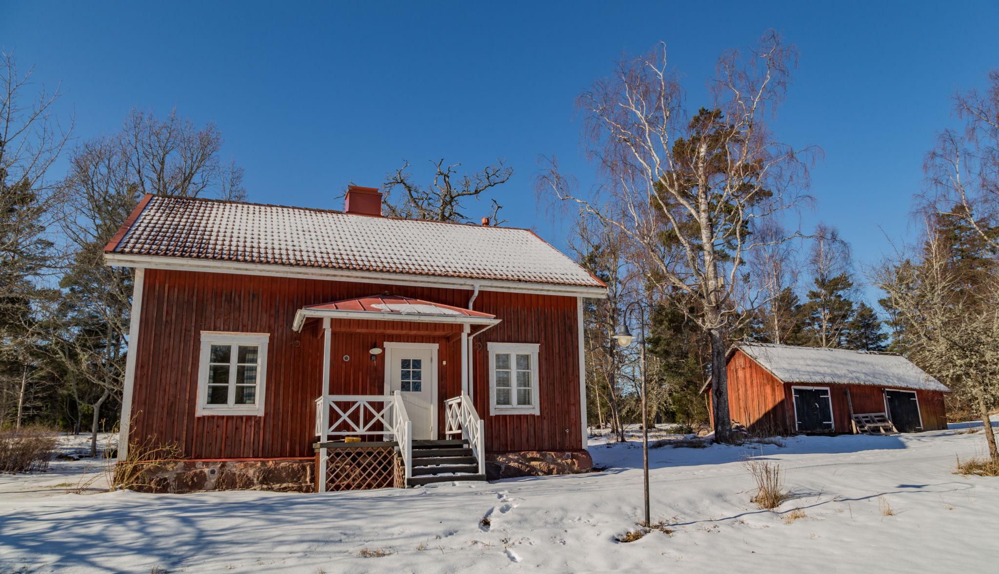 Arrendatorsvillan vid Husö biologiska station