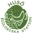 Logo of Husö Biological Station (green)