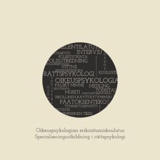 Logo för rättspsykologi