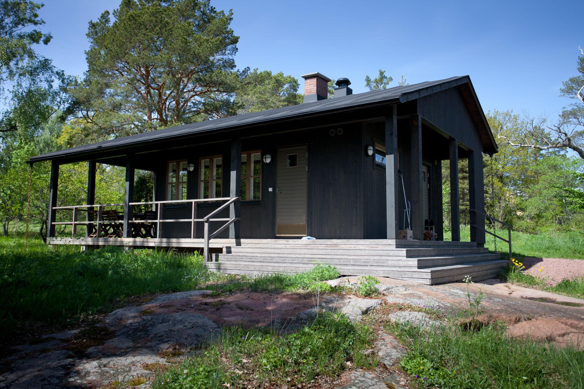 Strandbastun vid Husö biologiska station
