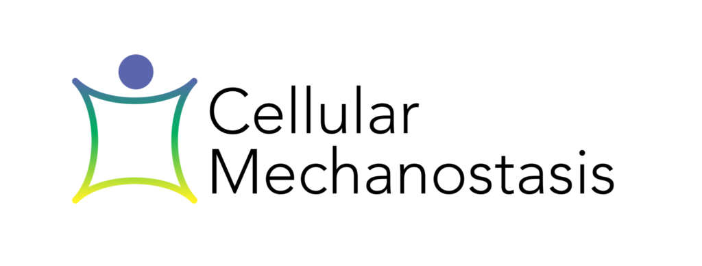 Cell Mech (Center of Excellence in Cellular Mechanostasis) logo