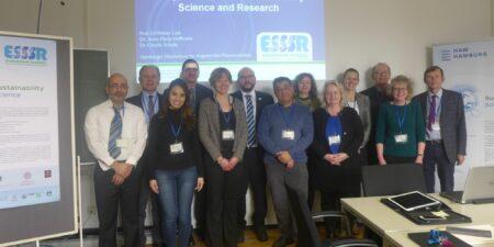 Det nya nätverket ESSSR höll sitt första möte i Hamburg i januari.
