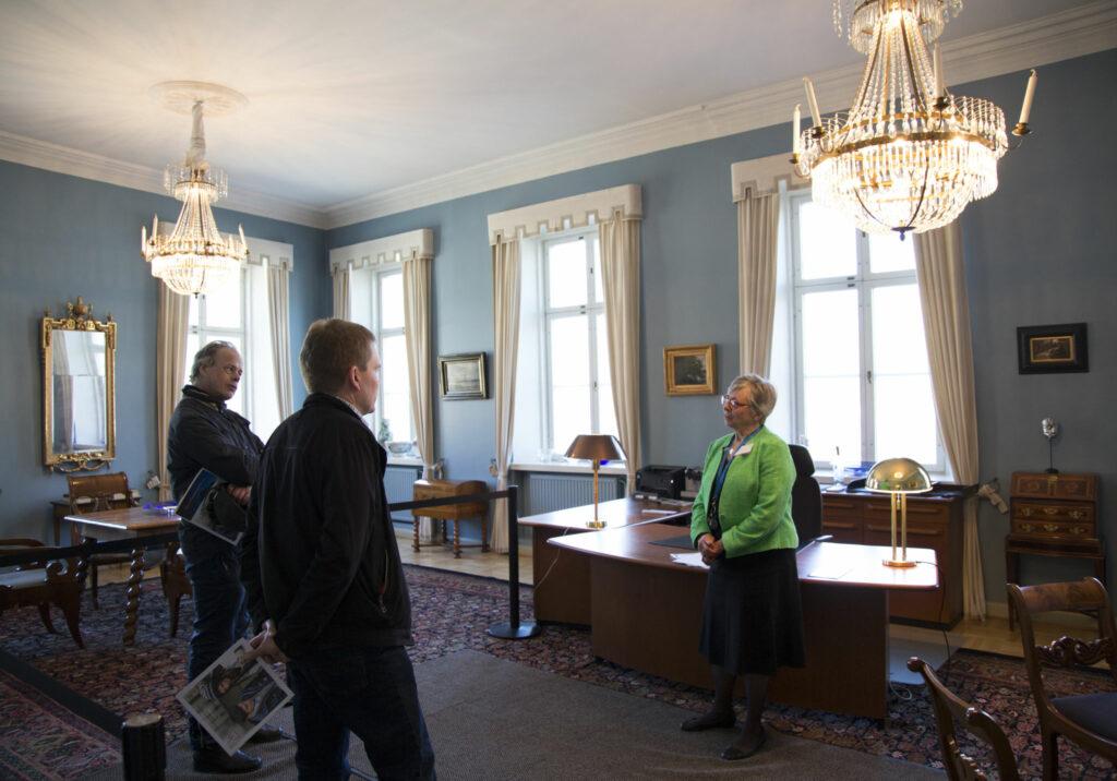 Enter ÅAU! Allmänheten välkomnades på öppet hus vid Åbo Akademis campus i Åbo den 21 april kl. 10-15.