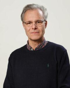 Porträtt på Erik Bonsdorff