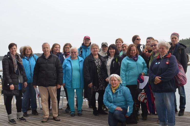 Nyblivna ambassadörer för Skärgårdshavets biosfärområde