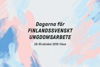 Dagarna för finlandssvenskt ungdomsarbete