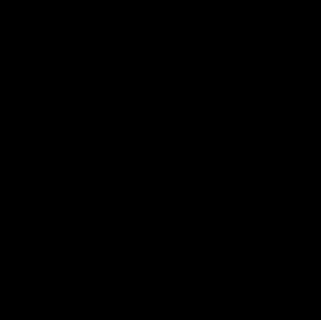 Åbo Akademis engelska logotyp i svart
