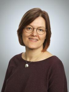Porträtt Åsa Stolpe-Dahlbäck