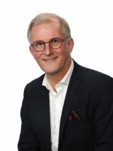 Bild på Torbjörn Sandén.
