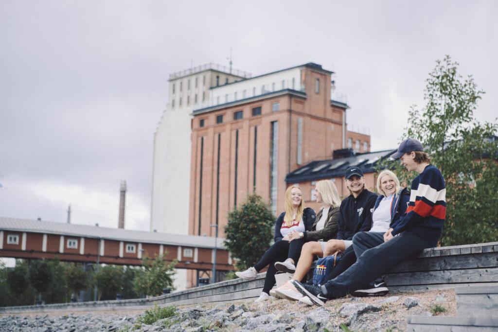 Studerande i Vasa
