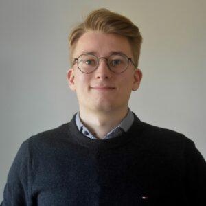 Porträttfoto på Andreas Reipsar.