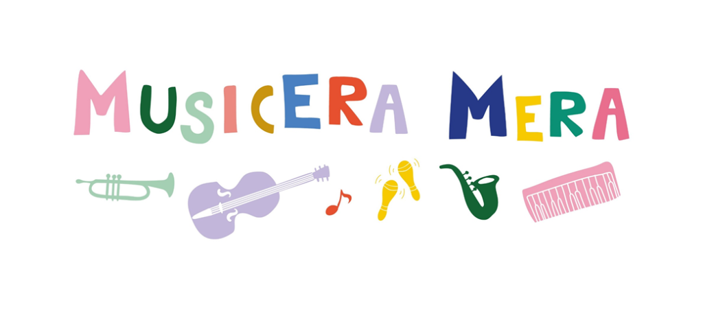 logotyp för projektet musicera mera