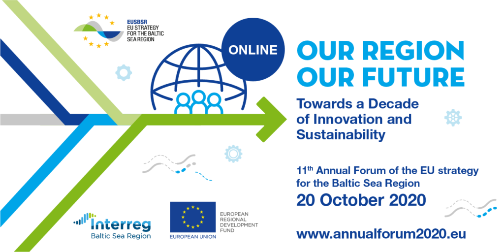 logo för EUSBSR-forum.