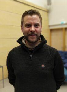 Mickel Nyström.