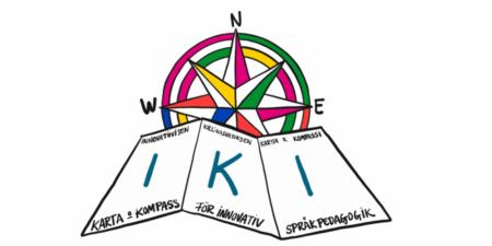 Logo för forskningsprojektet IKI.
