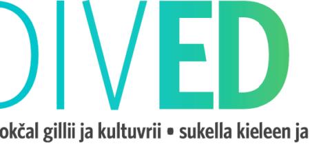 Logo för projektet Dived.