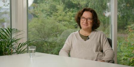 Porträttbild Carina Stenfors