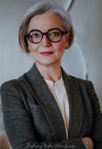 Porträttbild på Luisa Torsi.