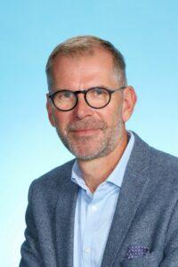Porträttbild på Bob Kalrssom