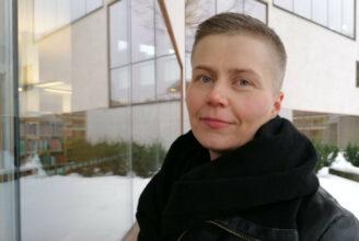 Porträttbild på Fanny Neittaanmäki.