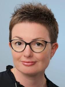 Porträtt på Camilla Forsberg