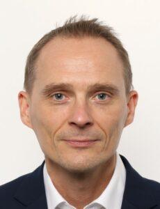Porträttbild på Dan Engström