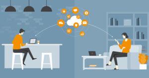 projektet Digitala innovationsprocesser på distans